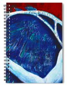 Icarus Spiral Notebook