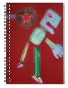 Icarus Max Spiral Notebook