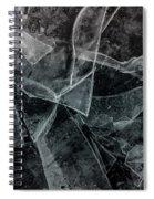 Ice Dream Spiral Notebook
