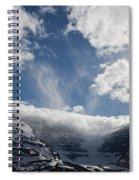Ice Field Parkway Spiral Notebook