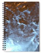 Ice Fire By Jammer Spiral Notebook