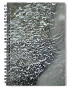 Ice Formations Xii Spiral Notebook
