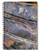 Ice II Spiral Notebook