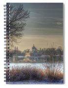 Ice Palace Spiral Notebook