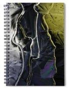 Ice Prisms Spiral Notebook