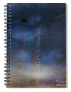 Ice Trees Spiral Notebook