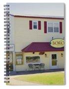 Icehouse Waterfront Restaurant 1 Spiral Notebook