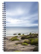 Iceland Tranquility 1 Spiral Notebook
