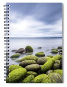 Iceland Tranquility 3 Spiral Notebook