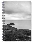Iceland Tranquility 01 Spiral Notebook
