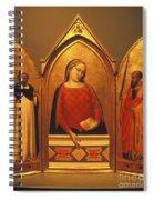 Icon Case Spiral Notebook