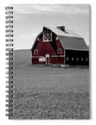 Icon Of The Palouse Spiral Notebook