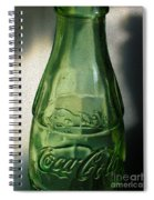 Iconic Glassware Spiral Notebook