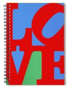 Iconic Love Spiral Notebook