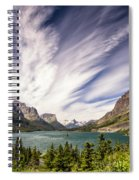 Iconic Wild Goose Island Spiral Notebook