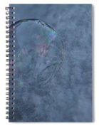 Icy Air Spiral Notebook