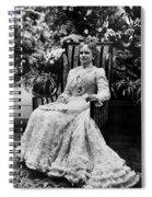 Ida Mckinley (1847-1907) Spiral Notebook