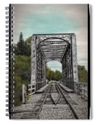 Idaho Falls Gateway Spiral Notebook