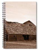Idaho Falls - Vintage Barn Spiral Notebook
