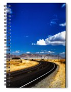 Idaho Road Titl Shift Spiral Notebook