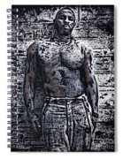 Idris Elba Spiral Notebook
