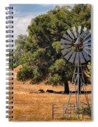 Idyllic Spiral Notebook