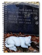 If Love Could Have Saved You Spiral Notebook