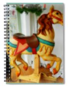 If Wishes Were Horses Spiral Notebook