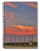 If You Build It The Sun Will Rise Spiral Notebook