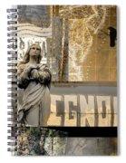 Ignore Spiral Notebook