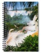 Iguazu Natural Wonder Spiral Notebook