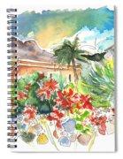 Igueste De San Andres 03 Spiral Notebook