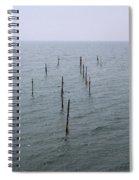 Ijsselmeer Spiral Notebook