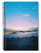 Ikaros Sunrise Spiral Notebook