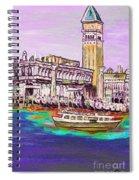 Il Campanile Di San Marco Spiral Notebook