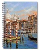 Il Canal Grande Spiral Notebook