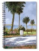 Il Giardino Delle Palme Spiral Notebook