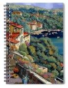 Il Promontorio Spiral Notebook