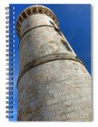 Ile De Re Lighthouse Spiral Notebook
