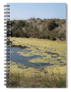Ile De Re - Marshes Spiral Notebook