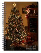 I'll Be Home For Christmas Spiral Notebook