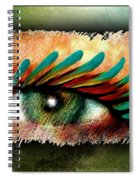 I'll Be Watching You Spiral Notebook
