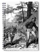 Illegal Prospecting, 1879 Spiral Notebook