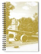 Illinois Veterans' Home Entry Spiral Notebook