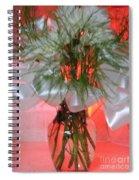 Illuminated Love  Spiral Notebook