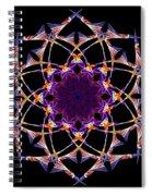 Illuminated Spiral Notebook