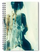 Illusions Spiral Notebook