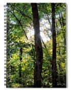 Iluminated Protectors Spiral Notebook