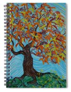 I'm A Happy Tree Spiral Notebook