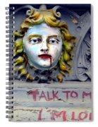 Im Lonely Spiral Notebook